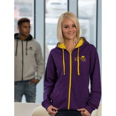 Ladies' / Men's Zip Hoodie